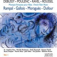 Musique française pour flûte