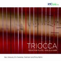 Triocca: Trios for Flute, Viola & Harp