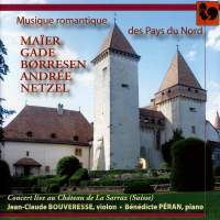 Romantic Music of the Northern Countries (Live)