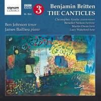 Britten: Canticles I-V