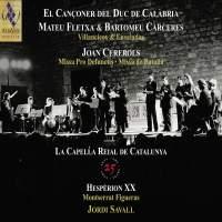 La Capella Reial de Catalunya: 25 Years