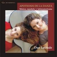 Apoteosis de la Danza (Piazzolla, Cardoso, Gnattali, Ponce...)