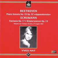 Beethoven: Piano Sonata - Schumann: Fantasia & Kinderszenen