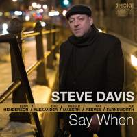 Steve Davis - Say When