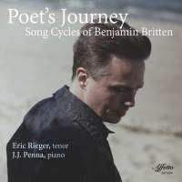 Poet's Journey: Song Cycles of Benjamin Britten