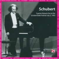 Cyprien Katsaris Archives Volume 8: Schubert