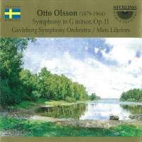Olsson, O E: Symphony in G minor, Op. 11