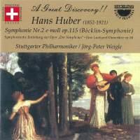 Hans Huber: Symphony No. 2 'Böcklin'