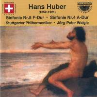Hans Huber: Symphonies Nos. 4 & 8