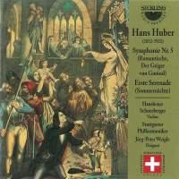 Hans Huber: Symphony No. 5