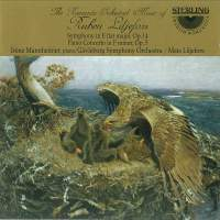 Liljefors: Symphony and Piano Concerto