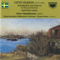 Otto Olsson: Introduction & Scherzo