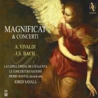 Vivaldi & Bach: Magnificats and Concerti