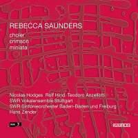 Saunders - Choler, Crimson & Miniata