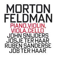 Feldman, M: Piano, Violin, Viola, Cello