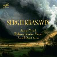 Sergei Krasavin plays Vivaldi, Mozart, Saint-Saëns