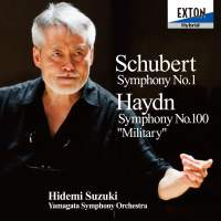Schubert: Symphony No. 1 & Haydn: Symphony No. 100 Military