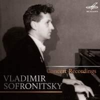Vladimir Sofronitsky: Concert Recordings (Live)