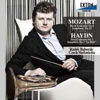 Mozart & Haydn: Symphonies & Horn Concertos