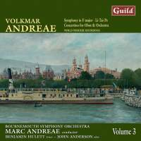 Volkmar Andreae: Symphony in F and other works