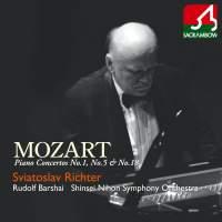 Mozart: Piano Concerto Nos. 1, 5 & 18