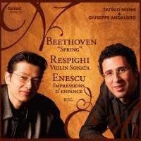 Beethoven, Respighi & Enescu