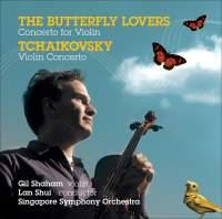 Chen Gang: Violin Concerto No. 1 & Tchaikovsky: Violin Concerto
