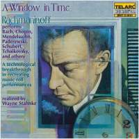 A Window in Time - Rachmaninov