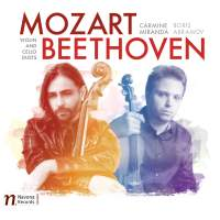 Mozart & Beethoven: Violin & Cello Duets