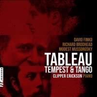 Tableau: Tempest & Tango