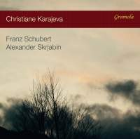 Christiane Karajeva plays Schubert and Scriabin