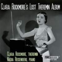 Clara Rockmore's Lost Theremin Album