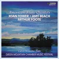 American Flute Quintets