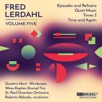 Music of Fred Lerdahl Volume 5