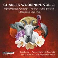 Charles Wuorinen, Vol. 3