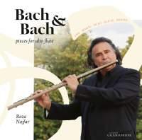Bach & Bach: pieces for alto flute