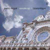 Migali: Sonate, Op. 1