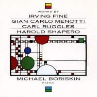 Fine, Menotti, Ruggles & Shaper: Music for Piano