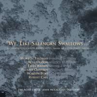'We, Like Salangan Swallows…'