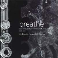 Breathe - New Notes for Flute from Ireland & New Zealand