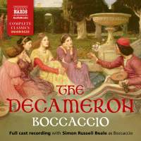 Boccaccio: The Decameron (Unabridged)