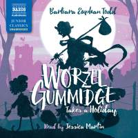 Barbara Euphan Todd: Worzel Gummidge Takes a Holiday (Unabridged)