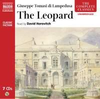 Giuseppe Tomasi di Lampedusa: The Leopard (unabridged)