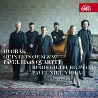 Dvořák: Quintets Op. 81 & 97