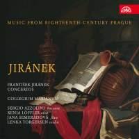 Jiránek: Music from Eighteenth-Century Prague