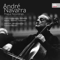 André Navarra: Prague Recordings