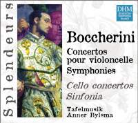 Boccherini: Cello Concertos & Symphonies