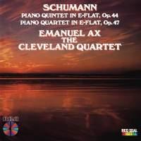 Schumann: Piano Quintet & Piano Quartet