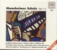 Mannheimer Schule Vols. 1 -5