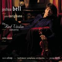Corigliano: The Red Violin Concerto